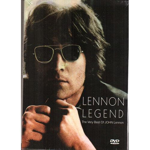 約翰藍儂 藍儂精選DVD The Very Best Of JOHN Lennon 披頭四 The Beatles 靈魂人物 (音樂影片購)