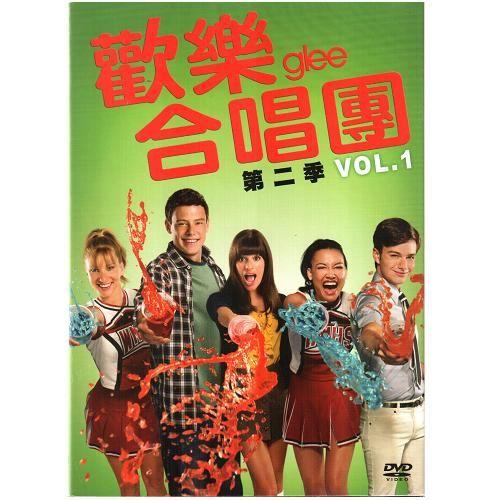 歐美影集 歡樂合唱團第二季Vol.1 上套 DVD Glee Season 2 歡樂合唱團第2季 (音樂影片購)