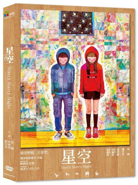 星空 DVD Starry Starry Night 長江七號 徐嬌 劉若英 庾澄慶 閃亮新人林暉閔 (音樂影片購)
