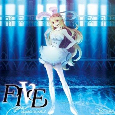 濱崎步 迷你專輯CD FIVE 5步曲 (時空幻境版) Ayumi hamasaki 封入特典替換式封面卡片(音樂影片購)