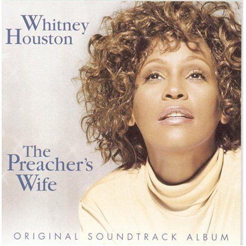 電影原聲帶 惠妮休斯頓之天使保鑣 CD 天使保鑣OST The Preacher's Wife (音樂影片購)