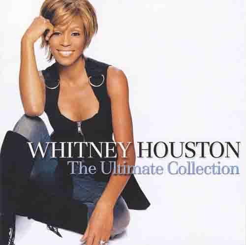 惠妮休斯頓 永恆情歌極精選 CD Whitney Houston The Ultimate Collection (音樂影片購)