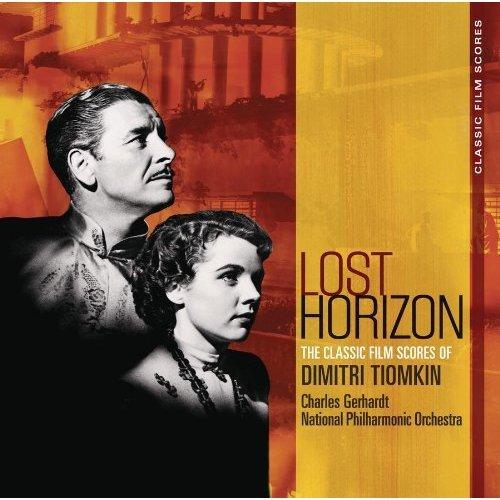 失去的地平線 電影原聲帶CD Lost Horizon OST 絕版大碟重新數位錄音處理 (音樂影片購)