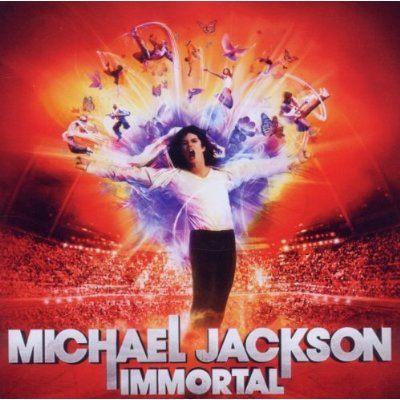 麥可傑克森 太陽劇團音樂劇原聲帶 不朽傳奇 單CD精華版 IMMORTAL (音樂影片購)