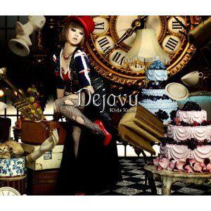倖田來未 Dejavu 第9張原創CD Koda Kumi Lollipop 棒棒糖喜歡唯有你POP DIVA 前衛歌姬 (音樂影片購)