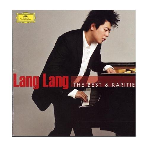 郎朗 超精選 專輯CD (雙片裝) Lang Lang the Best & Rarities Piano 李斯特拉赫曼尼諾夫(音樂影片購)
