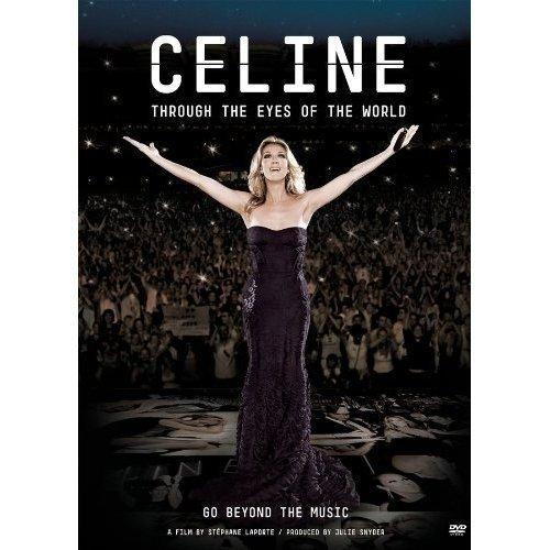 席琳狄翁 萬眾矚目世界巡演紀實電影DVD / Celine Dion Through The Eyes Of The World
