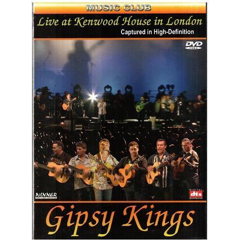 吉普賽國王樂團 英國倫敦Kenwood House現場演唱會DVD Gipsy Kings 佛朗明哥天團(音樂影片購)