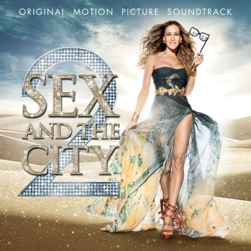 慾望城市2 電影原聲帶CD Sex and The City 2 Original motion picture soundtrack OST (音樂影片購)