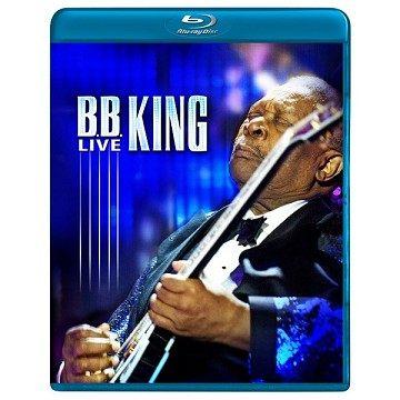 BB King 藍調大師演奏會 藍光BD BB King:Live 藍調吉他 (音樂影片購)