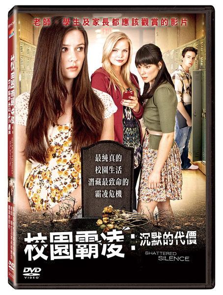校園霸凌 沉默的代價 DVD Shattered Silence 校園生活 霸凌危機 (音樂影片購)