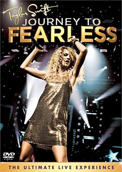 泰勒絲 無懼的愛 世界巡迴精華實錄 DVD Taylor Swift Fearless Tour 十五歲 愛的故事 (音樂影片購)