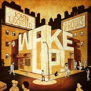 約翰傳奇與紮根合唱團 靈韻甦醒 CD附DVD 豪華影音盤 John Legend & The Roots (音樂影片購)
