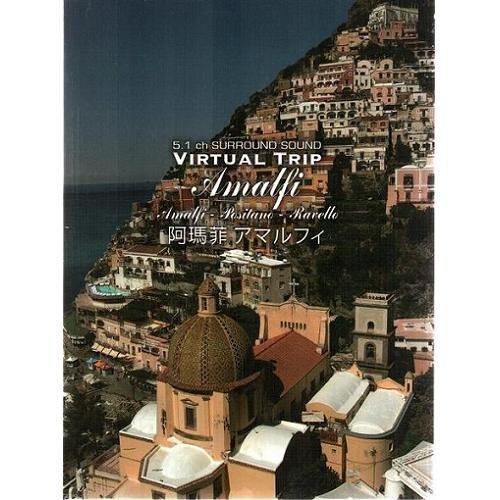 阿瑪菲 實境之旅DVD VIRTUAL TRIP AMALFI 義大利南部的阿瑪菲海岸