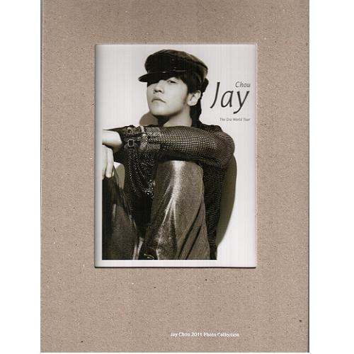 周杰倫 2010超時代演唱會 預購限定禮 JAY紙相框 (音樂影片購)