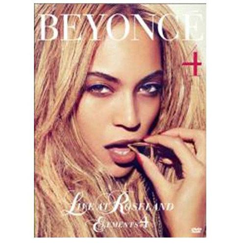 碧昂絲 玩美四元素 2011紐約羅斯蘭宴會廳演唱會DVD(2片裝) Beyonce玩美女人(音樂影片購)