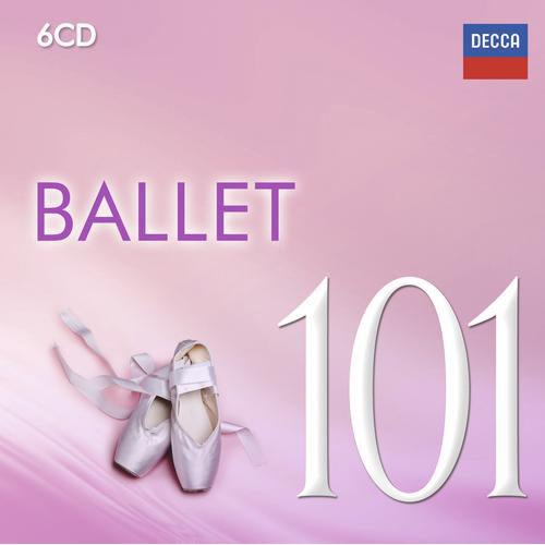 芭蕾名曲101 6片CD裝 梅塔波寧吉阿胥肯納吉夏伊杜特華 睡美人天鵝湖胡桃鉗(音樂影片購)