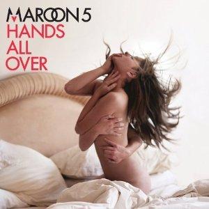 魔力紅 HANDS ALL OVER 專輯CD Maroon 5 (音樂影片購)