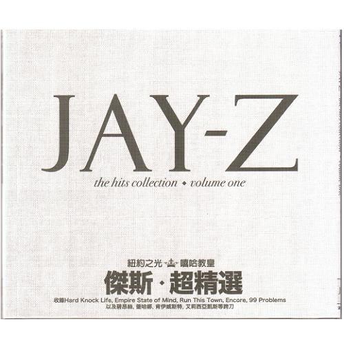 傑斯 超精選CD Jay-Z The Hits Collection Volume One Vol.1 傑斯精選輯 嘻哈饒舌教皇 (音樂影片購)