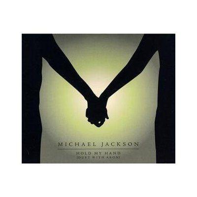 流行樂之王 麥可傑克森 握我的手 混音單曲CD Michael Jackson Hold My Hand 阿肯Akon(音樂影片購)