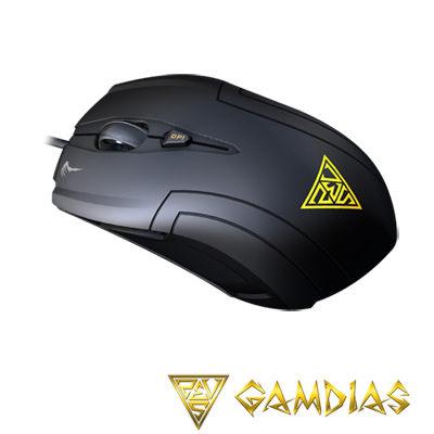 *╯新風尚潮流╭*GAMDIAS 正義之劍 DEMETER 專業電競光學滑鼠 GMS5000