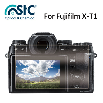 【STC】For FUJIFILM X-T1/X-T2 - 9H鋼化玻璃保護貼