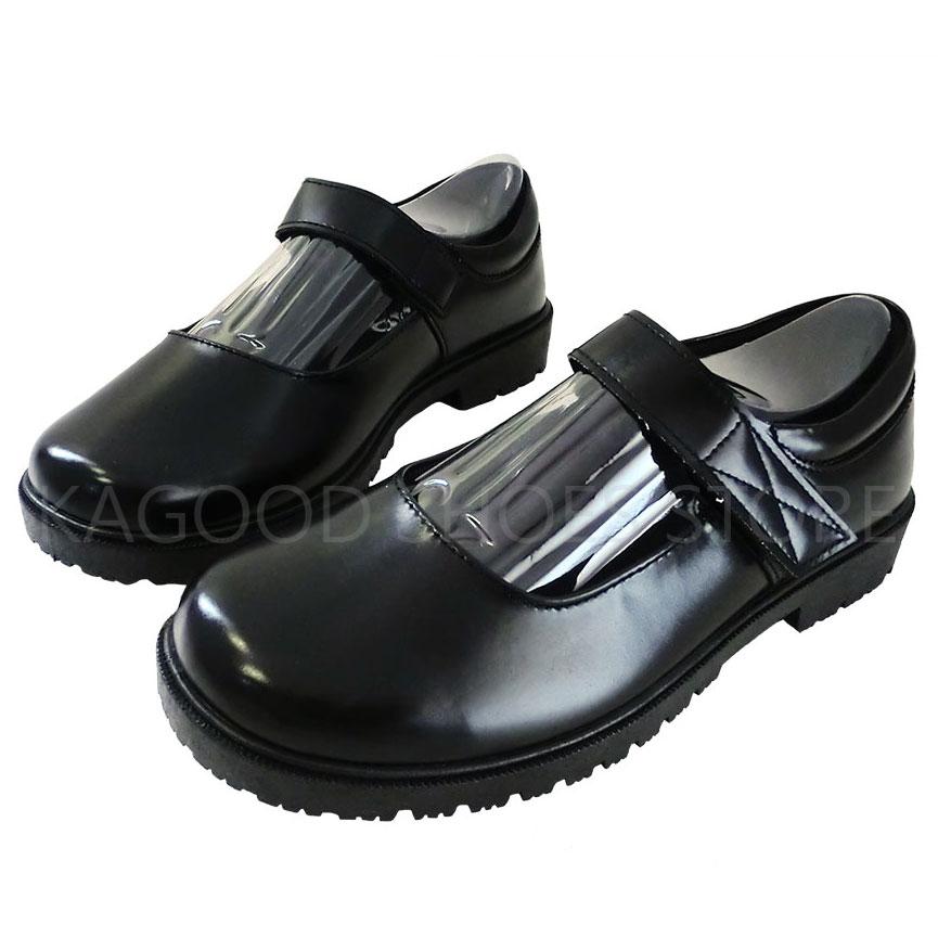Arriba AB-6894 學生鞋 皮鞋 黑色款 女鞋