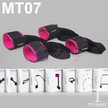 香港Toynary MT07 Four Corners 特納爾 手腳固定 定位帶 手腳銬