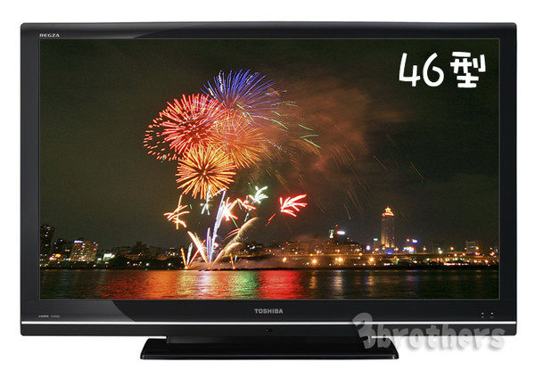 TOSHIBA 東芝 46吋液晶電視 46RV600G **免運費+基本安裝**