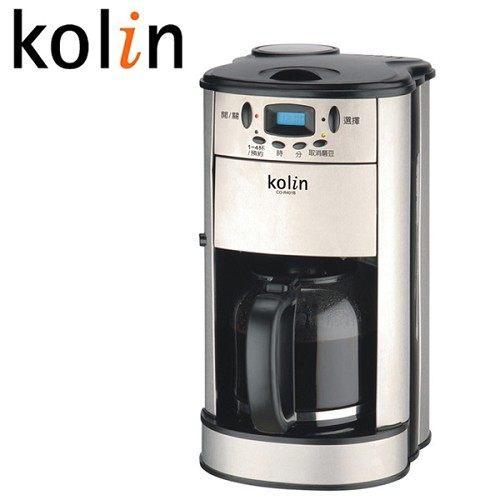 KOLIN 歌林自動研磨咖啡機 CO-R401B **免運費**