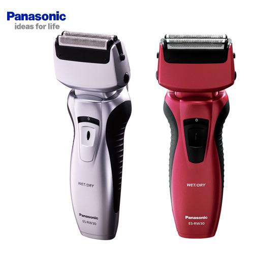 Panasonic 國際牌 水洗式 雙刀頭電鬍刀 ES-RW30/ESRW30 *** 免運費 ***