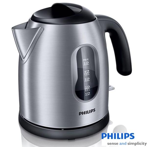 ★新品上市★ PHILIPS 飛利浦 無線不鏽鋼電動煮水壼 HD4622 / HD-4622 **免運費**