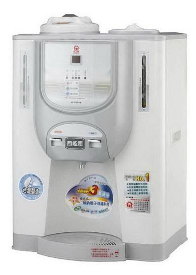 100%台灣製造 晶工牌10.1公升節能科技溫熱開飲機 JD-5301B /JD-5301 **免運費**