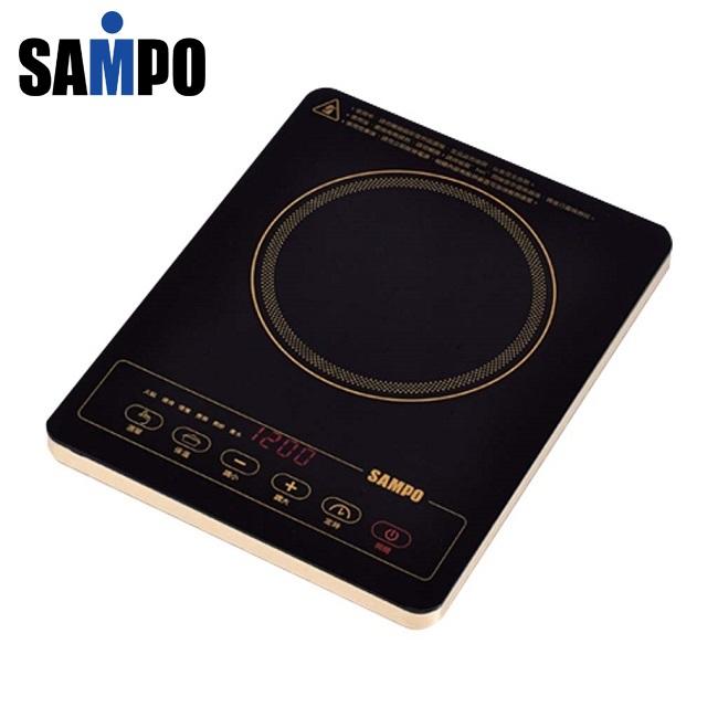 ★可適用任何鍋具★『SAMPO』☆聲寶 超薄不挑鍋電陶爐 KM-SG12P /KMSG12P **免運費**