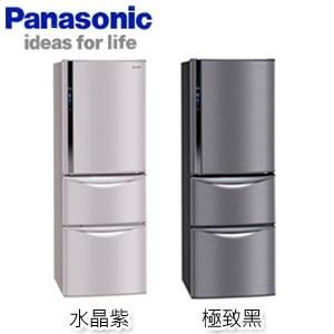 ★分期0利率★Panasonic  冰箱 三門 ECO NAVI智慧節能科技 468L NR-C477HV **免運費+基本安裝**