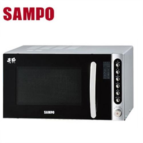『SAMPO 』☆聲寶天廚25公升微電腦微波爐 RE-N325TM /REN325TM **免運費**