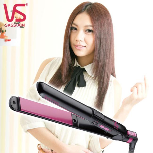 沙宣 25毫米電氣石陶瓷直髮夾 VS2010PIW **免運費**