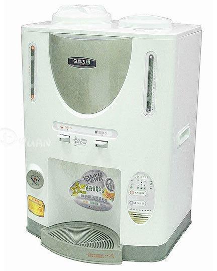 100%台灣製造 晶工牌10.1L節能科技溫熱全自動開飲機 JD-3221 **免運費**