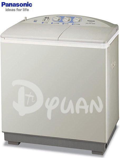 ★分期0利率★PANASONIC國際牌 9KG 雙槽大海龍洗衣機 NW-90RCS **免運費+基本安裝+載走舊機**