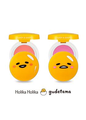 【Holika Holika】蛋黃哥 Lazy & Easy QQ果凍雲朵氣墊腮紅6g