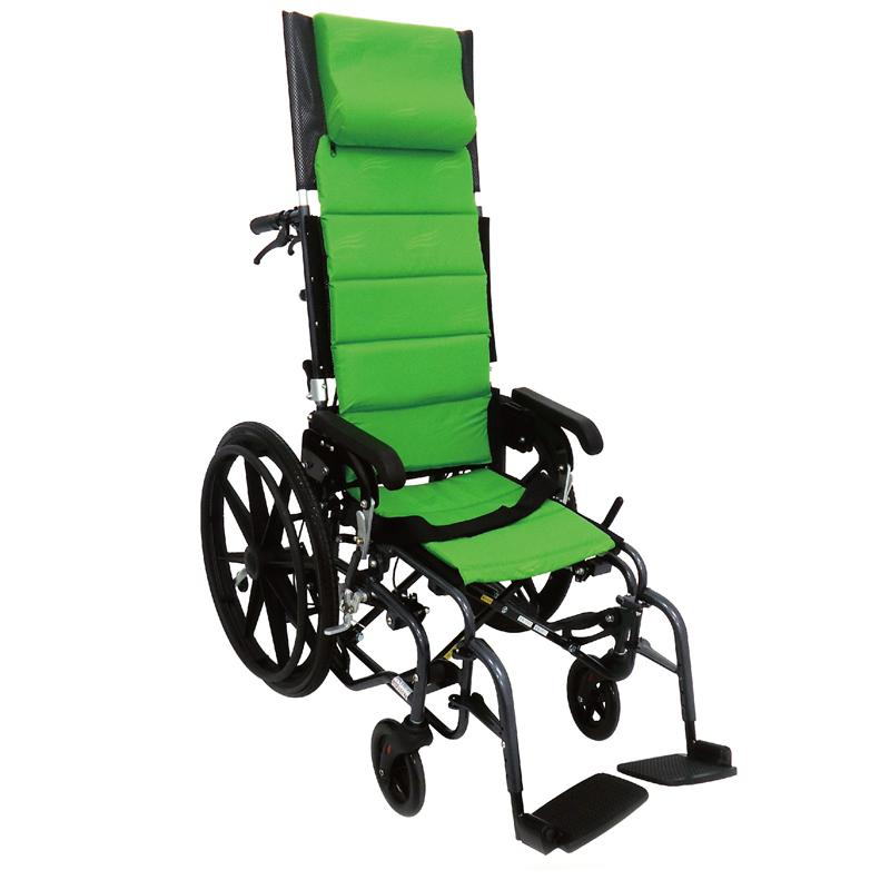 【醫康生活家】杏華 擺位型空中傾倒輪椅 9T