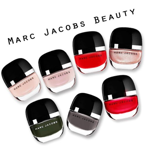 Marc Jacobs Beauty 時尚指甲油  Size 0.43 oz 《ibeauty愛美麗》