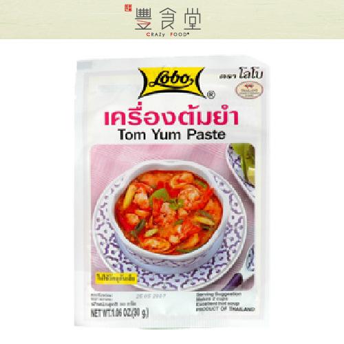 LOBO 泰國進口料理包 泰式風味 酸辣湯 /打拋肉(九層塔)醬 /沙嗲烤肉調味粉