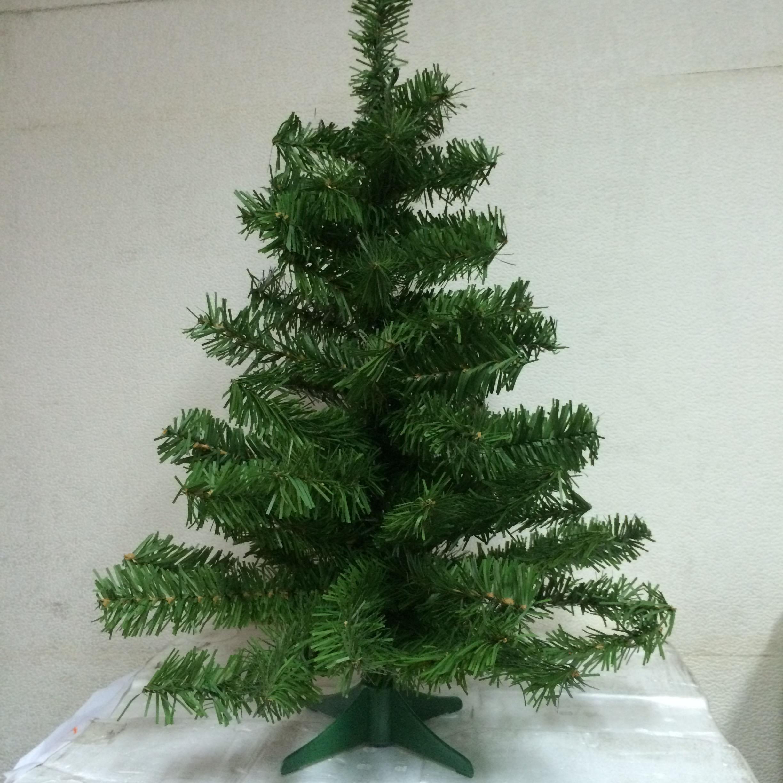 X射線【X010001】2尺圓頭樹(綠)(不含飾品、燈飾),聖誕樹/聖誕佈置/聖誕/茂密樹