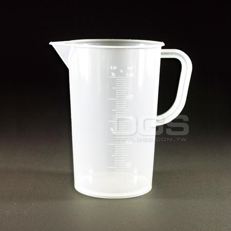 《VITLAB》有柄燒杯 Beaker with Handle, PP