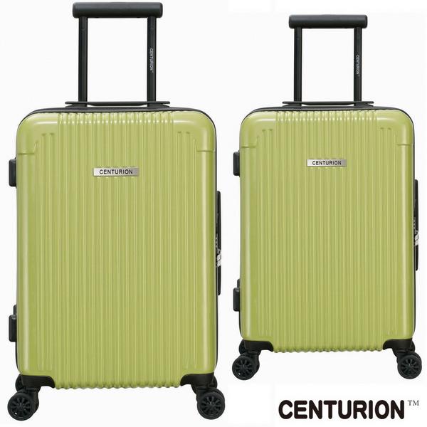 【CENTURION】美國百夫長26吋+29吋品牌經典行李箱(芥末黃)
