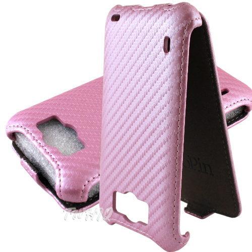 HTC Sensation XL /感動機 XL 動感卡夢紋 下掀式 手機皮套◆送很大!專用型螢幕保護貼◆