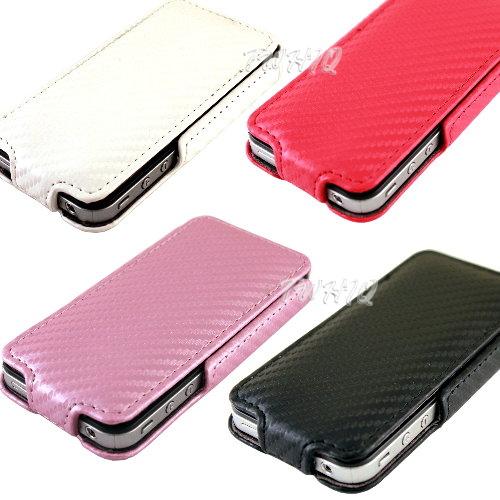 Apple iPhone 4 動感卡夢紋 下掀式/掀蓋式 手機皮套◆贈送! 專用型韓風閃亮亮晶鑽套◆