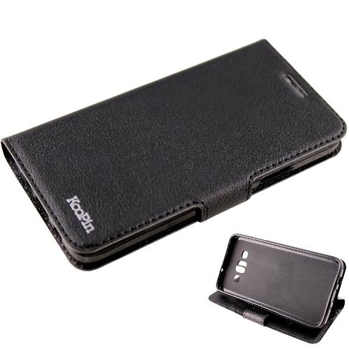 KooPin Samsung Galaxy A3 商務簡約系列 可立式皮套