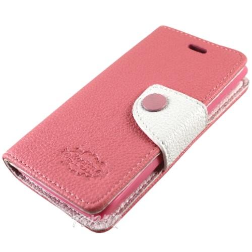 KooPin HTC Butterfly S 蝴蝶S 雙料縫線 側掀(立架式)皮套